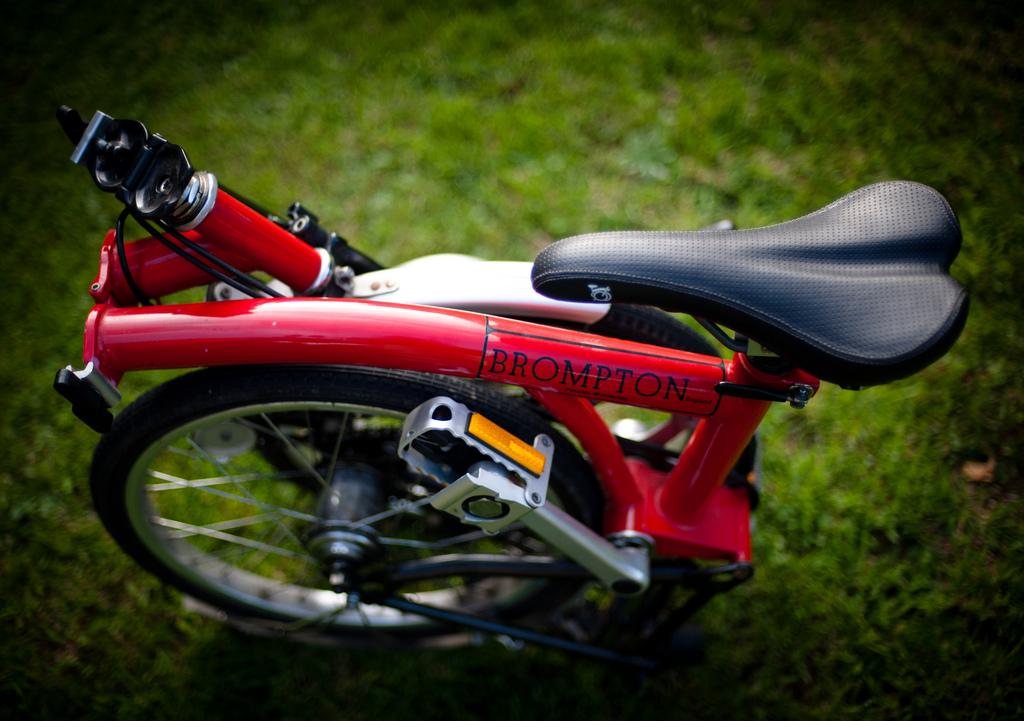 Brompton, histoire à l'anglaise d'un vélo pliant devenu objet de culte