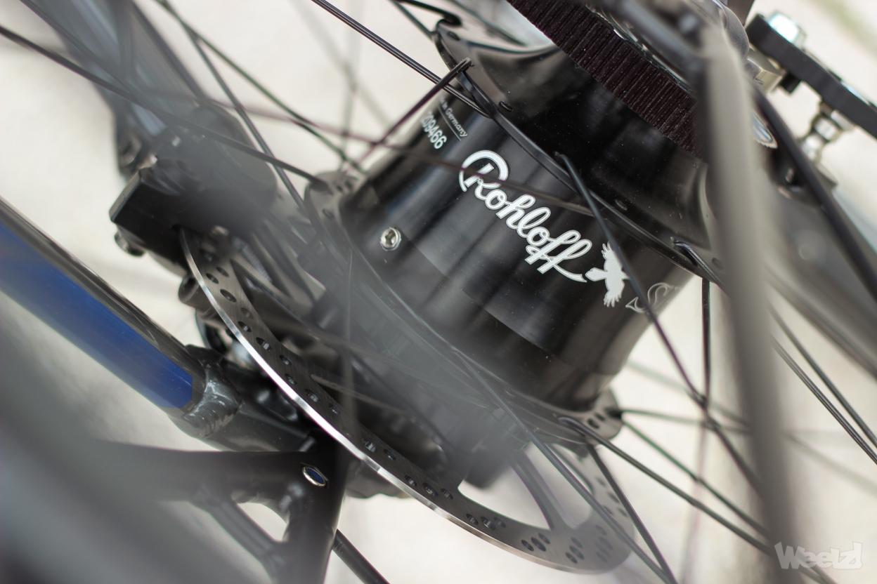Vélo urbain : dérailleur ou moyeu à vitesses intégrées ?