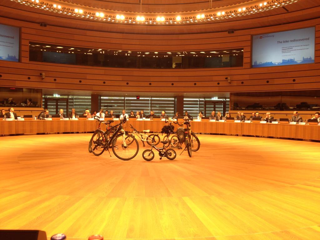 Luxembourg, Sommet européen du Vélo, que faut-il retenir ?