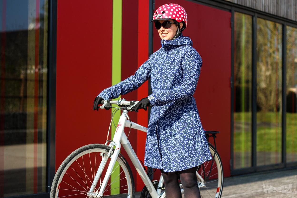 [Test] Veste AGU Seq Urban, une veste féminine idéale contre la fraicheur et la pluie