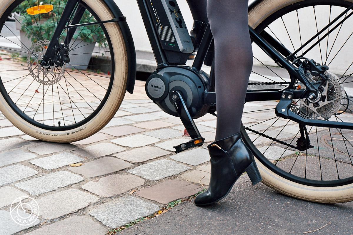 T'as vu mon vélo ? Joachim tire le portrait du cycliste urbain parisien