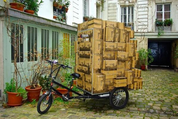 Cyclutile, l'atelier spécialiste du vélo cargo à Paris