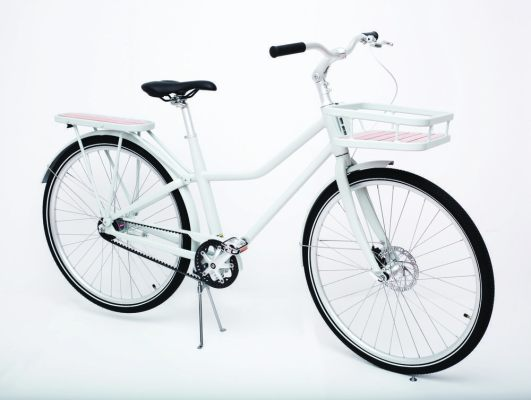 Sladda, le vélo urbain selon IKEA