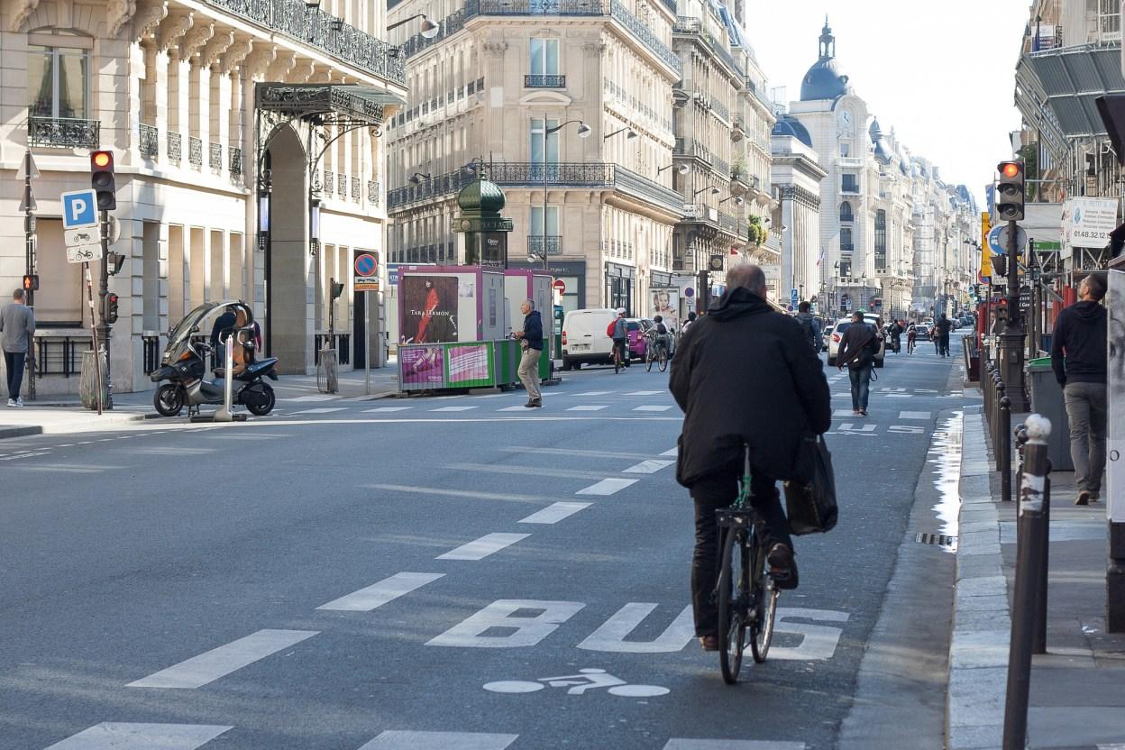 Paris en Selle propose la solution vélo à 40MA