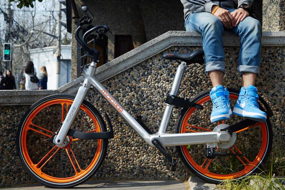 Mobike, le vélo en libre-service qui dépasse les bornes