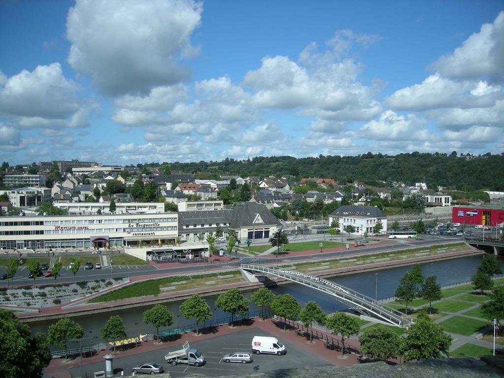 Saint-Lô, une ville pleine de potentiel pour le vélo quotidien
