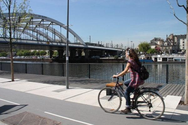 Cergy : quand le vélo est synonyme de réinsertion