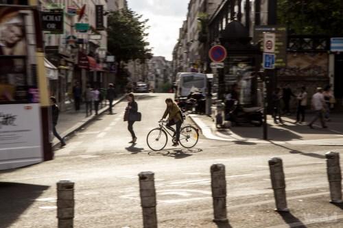 Weelz Velo Cycliste Urbain Paris 12