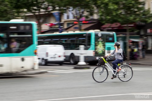 Weelz Velo Cycliste Urbain Paris 3