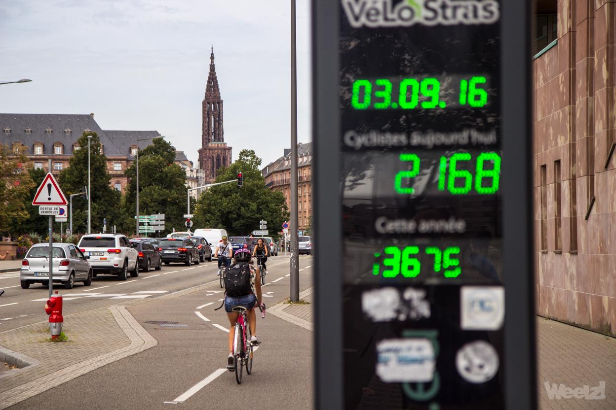 [Visite] Strasbourg, une influence vélo germanique