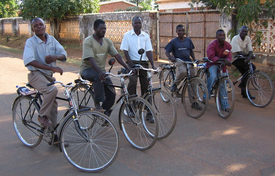 Davantage d'infrastructures cyclables, l'appel des Nations Unies