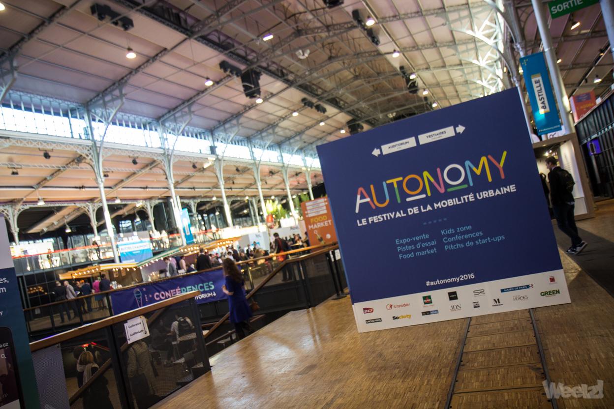 Autonomy, un salon à la découverte de la mobilité de demain