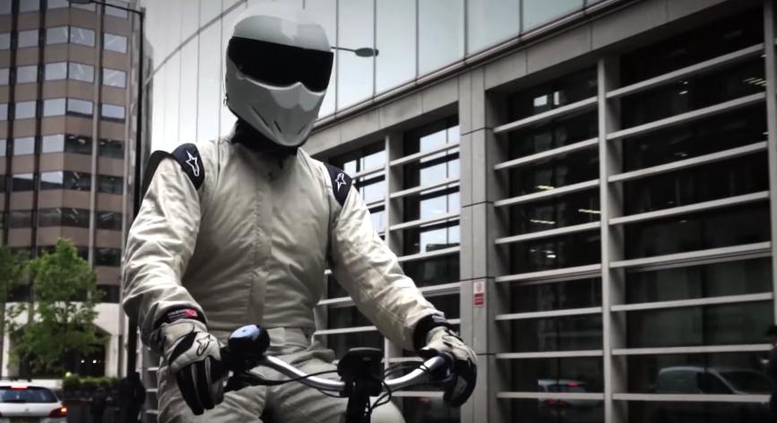 Le vélo cargo Urban Arrow se la joue Top Gear