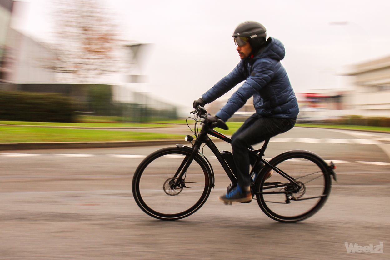 [Test] Lapierre Overvolt Speed 45 km/h, un speedbike plus que sportif