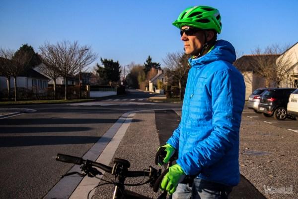 [Test] Endura Urban, de l'habit technique hivernal pour le cycliste urbain