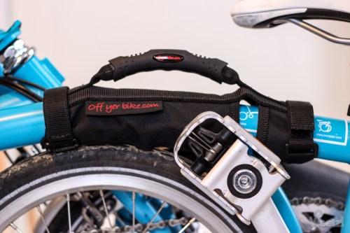 Weelz Test Poignee Brompton Off Yer Bike 5