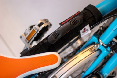 Weelz Test Poignee Brompton Off Yer Bike 8