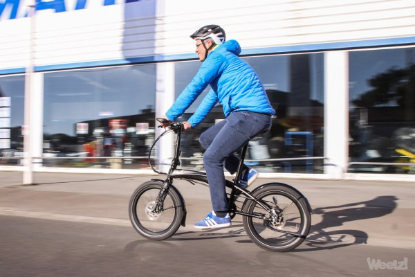 [Test] Tern Verge S8i, le vélo pliant bien urbain
