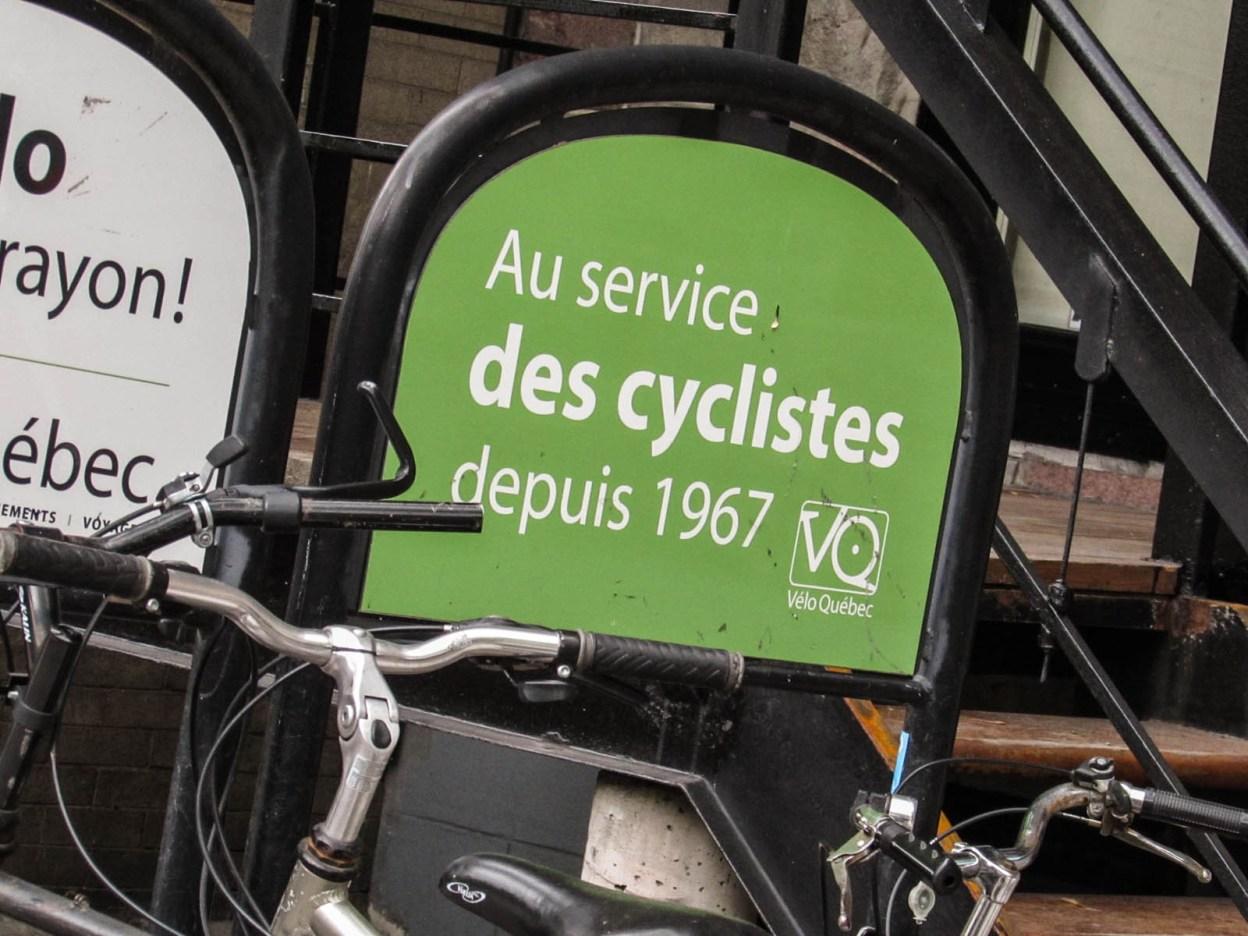 Vélo Québec, 50 ans de militantisme pour la bicyclette
