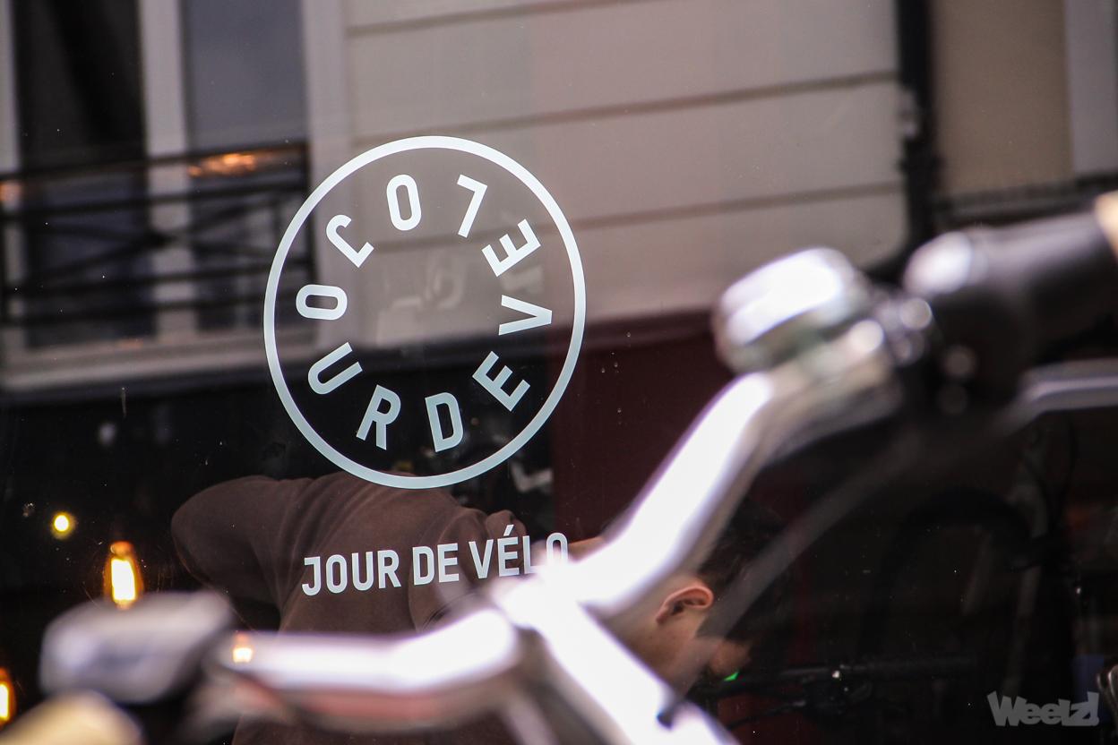 Visite chez Jour de Vélo, l'atelier café boutique parisien