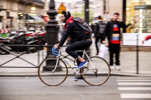 Weelz Cycliste Urbain Paris 33