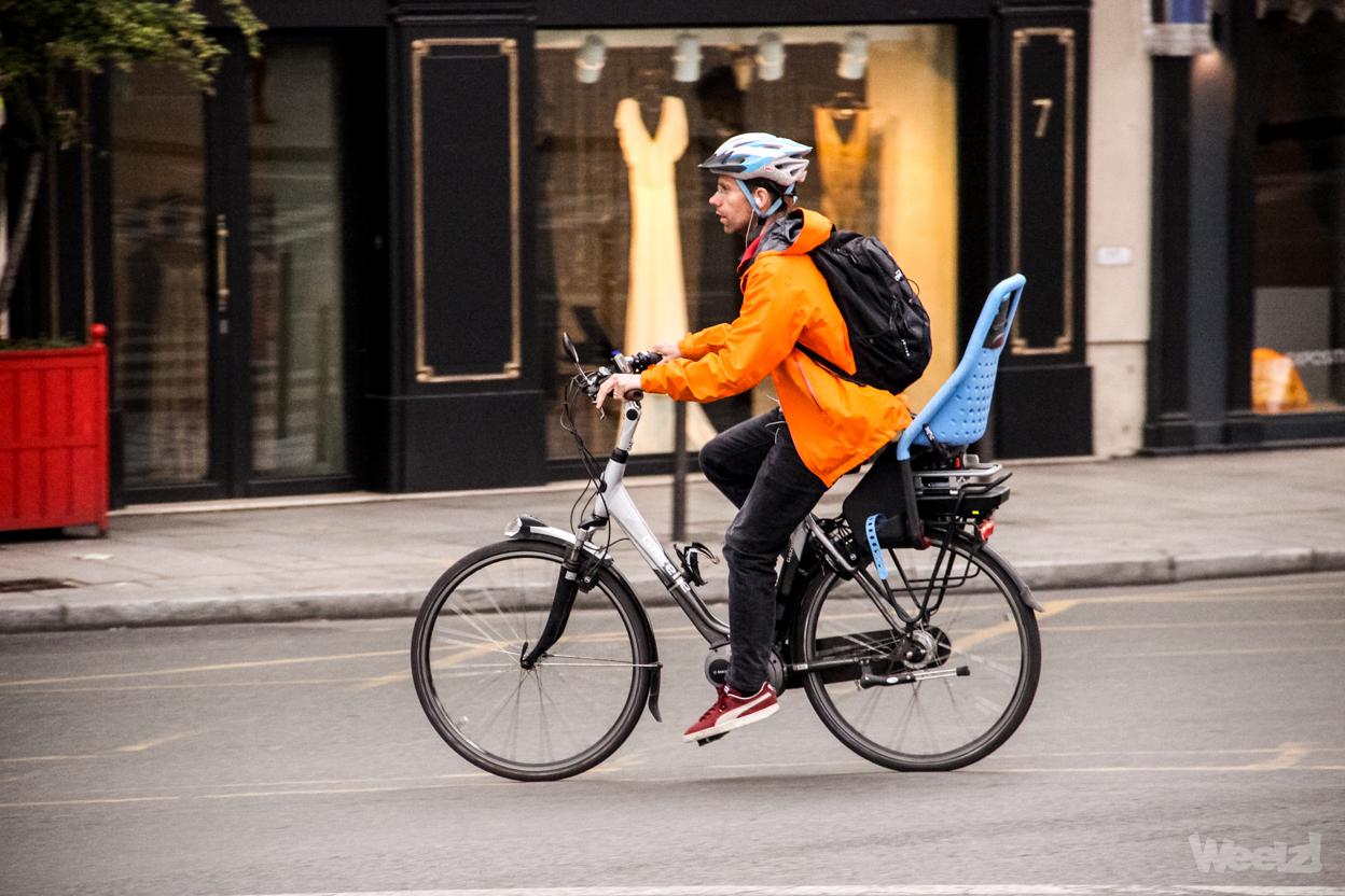 Vélo électrique : pas d'assurance obligatoire