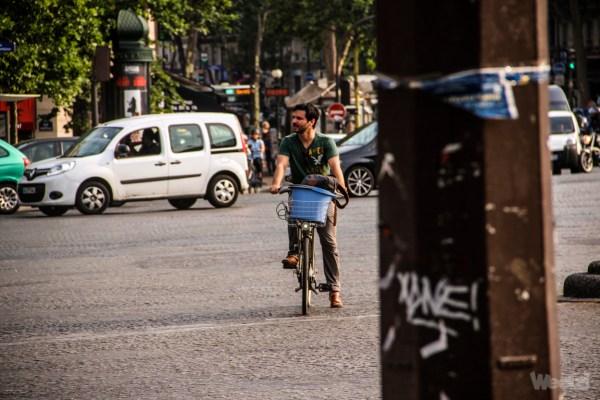 Sondage : À quoi ressemble ton trajet vélotaf ?