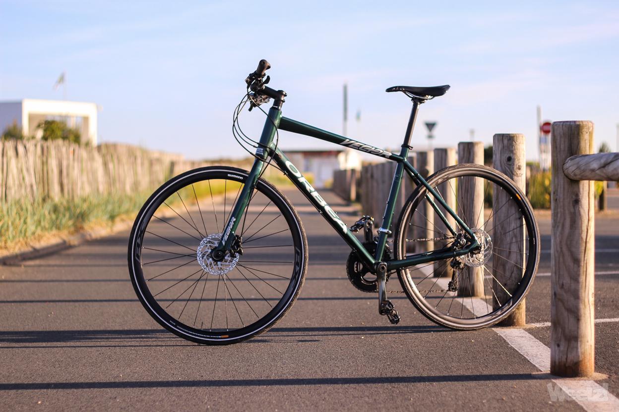 [Test] Orbea Vector, nouveau vélo urbain sportif basque