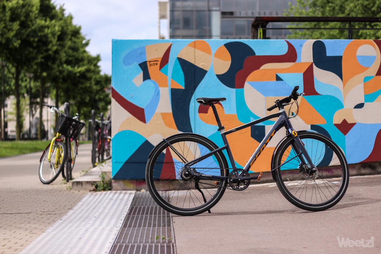 [Test] Scott Silence 10 Speed, un vélo urbain doux comme un agneau