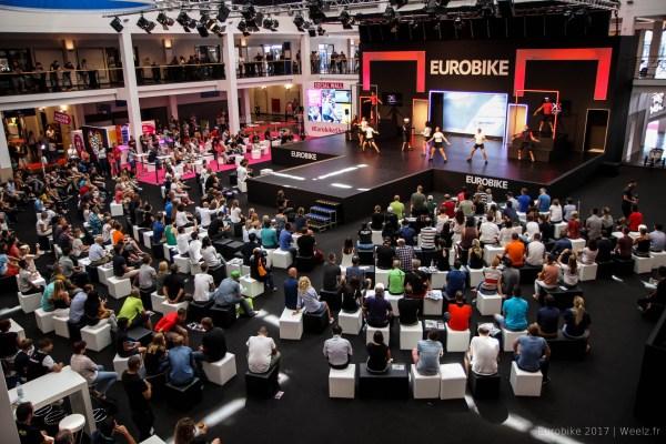 Eurobike 2017 - Jour 1, les nouveautés vues ça et là