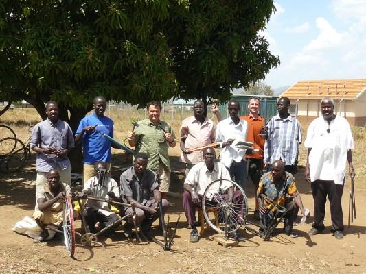 Bicycles for Humanity: améliorer le quotidien par le vélo