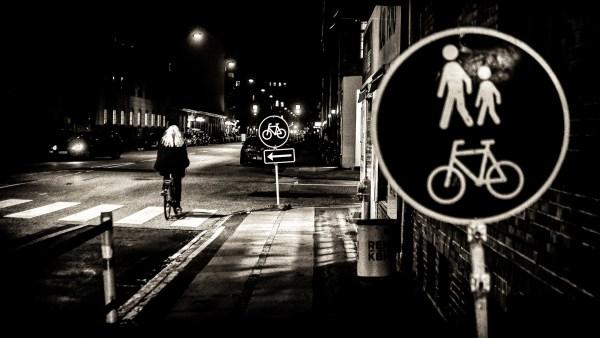 Heure d'hiver : Cyclistes urbains, éclairez-vous !