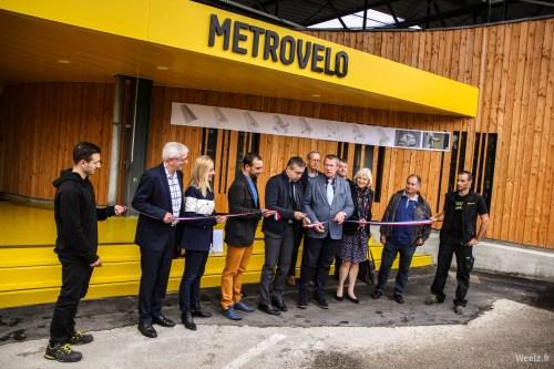 Weelz Inauguration Technicentre Metrovelo Grenoble 8741