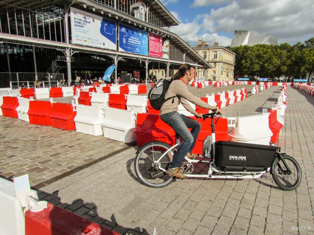 Autonomy 2017, le sommet parisien de la mobilité urbaine