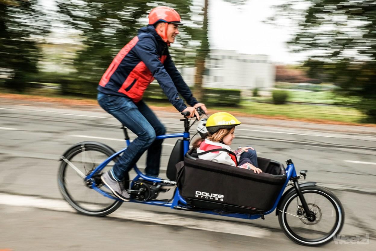 [Test] Vélo cargo Douze Cycles V2, votre break de chasse