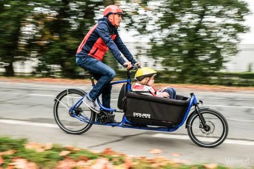 Weelz Test Douze Cycles V2 Velo Cargo Biporteur 5880
