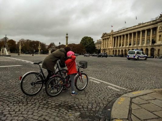 Paris, une Journée sans ma Voiture (ou pas)