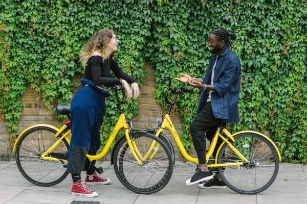 OFO, le leader du vélo en free floating est arrivé à Paris (et c'est gratuit)