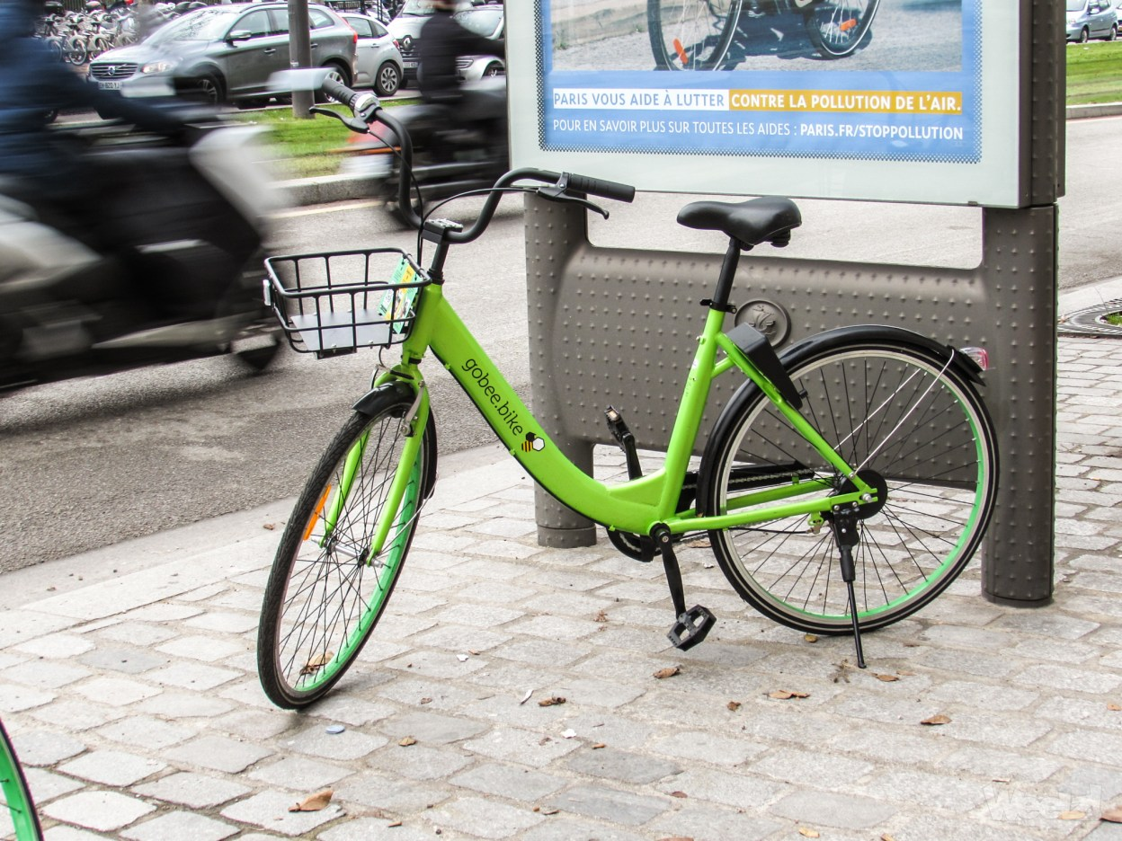 Gobee Bikes, destruction en masse ou masse de mauvais vélos ?
