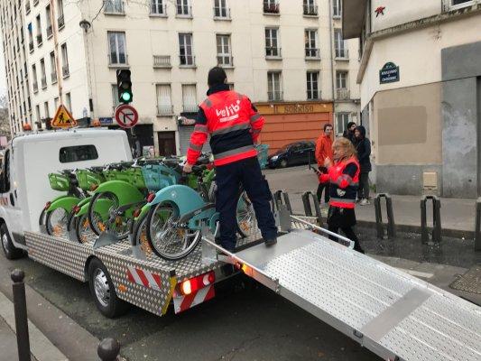 Nouveau Vélib 2018, la colère cycliste monte à Paris