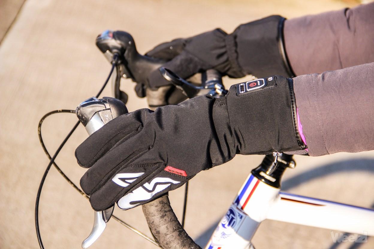 [Test] Racer e-Glove 2, les gants chauffants