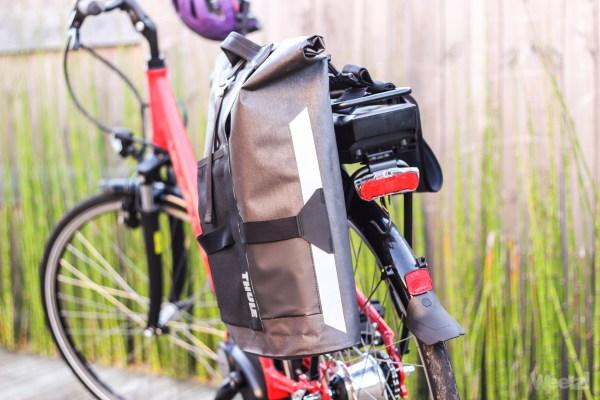 [Test] Sacoche vélo Thule Pack 'n Pedal Commuter Pannier