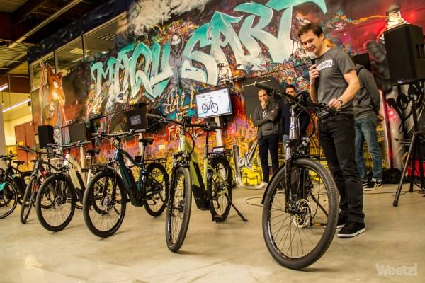 Lapierre Overvolt Lifestyle, nouvelle gamme VAE urbain 2018