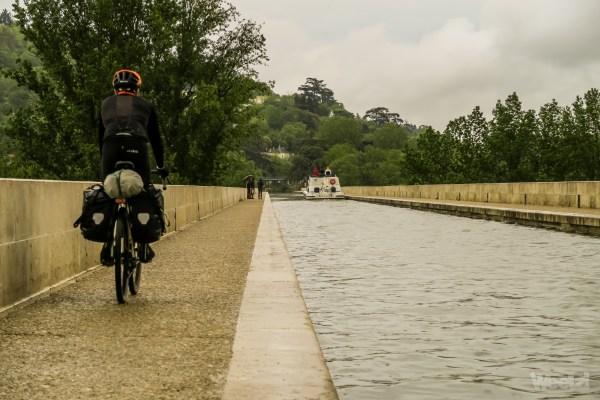 Canal des 2 mers à vélo, un petit tour entre Bordeaux et Toulouse - Ep. 2