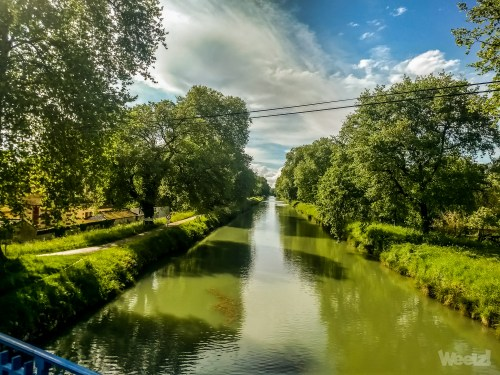 Weelz Velo Tourisme Canal Des 2 Mers Mobile 2018  23