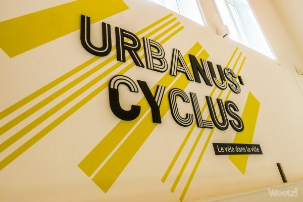 Urbanus Cyclus, le vélo dans la ville s'expose à Saint-Etienne