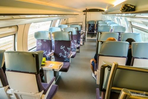 Weelz Inauguration TER Pays De Loire Regio2N V200 Jumbo Velo 2504