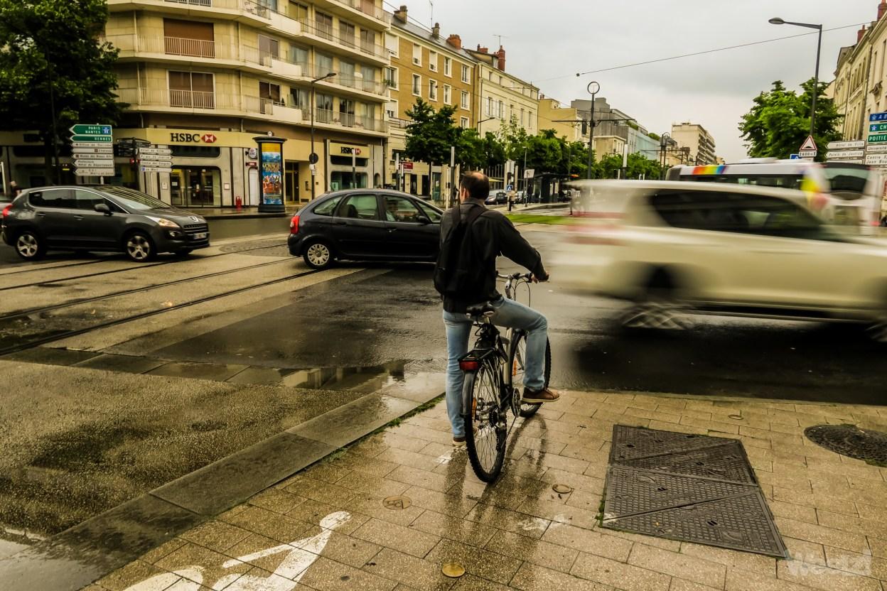 Trois ministres à Angers pour annoncer le futur plan vélo