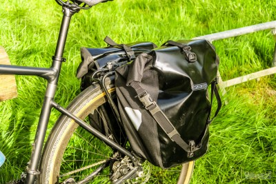 [Test] Sacoches vélo Ortlieb Back Roller PVC Free