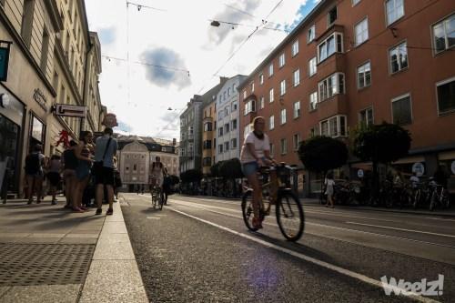 Weelz Visite Innsbruck Autriche Ville Velo Cyclable 2018 0600